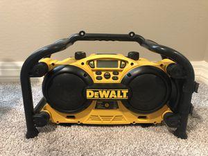Dewalt Job Site Radio for Sale in Mesa, AZ