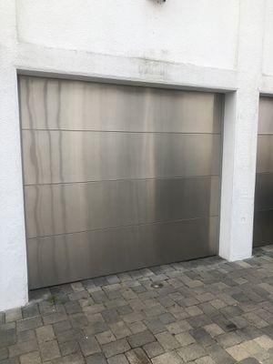 Metal chrome garage doors for Sale in Costa Mesa, CA