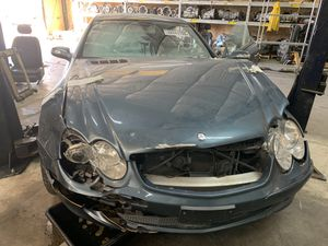 Parting out 04 Mercedes sl500 r230 for Sale in West Sacramento, CA