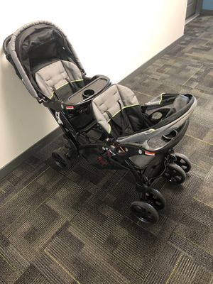 Double stroller for Sale in Burien, WA