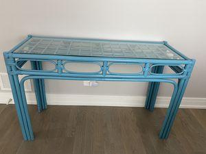 console table for Sale in Morton Grove, IL