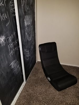 2 Game chairs like new $ 40.00 OBO for Sale in Moreno Valley, CA