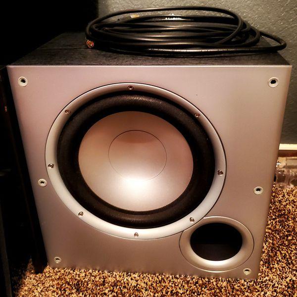 Complete Denon / Polk Audio 5.1 Surround Sound System