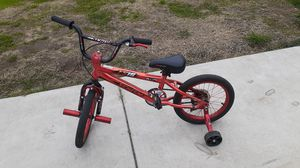 70$ like new boys bike never really ridin for Sale in Modesto, CA