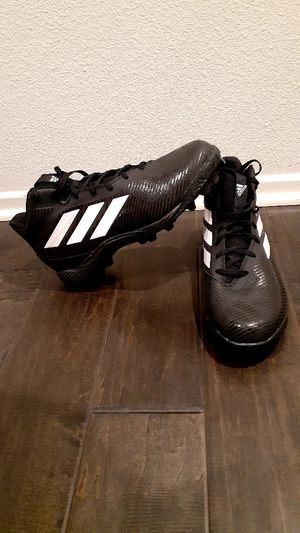 Adidas mens baseball cleats. Size 11.5 for Sale in Perris, CA