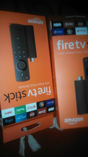 You want the HARD WORKING MAN. AmaZon fire 80 stick for Sale in Atlanta, GA