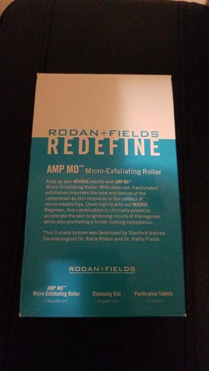 Rodan and fields amp roller for Sale in OLD RVR-WNFRE, TX