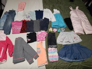 Girls clothes and shoes for Sale in Veneta, OR