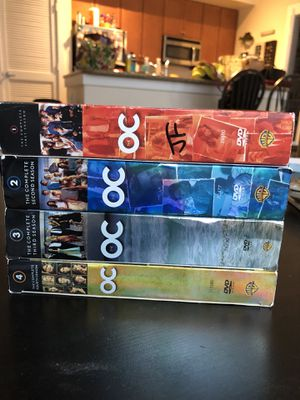 Complete OC DVD Set for Sale in Houston, TX