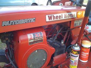 1969 Wheel Horse Charger 10 Lawn mower tractor for Sale in Bristol, PA
