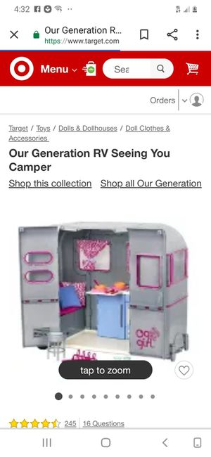 Our GENERATION RV WITH ASSOCIATES for Sale in Murfreesboro, TN