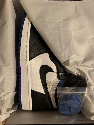 Air Jordan 1 royal toe size 12/14 for Sale in Tacoma, WA