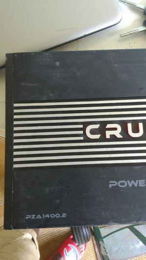 Crunch 1400 watts for Sale in Oakland Park, FL