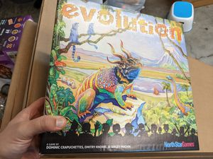 Evolution Board Game for Sale in Vancouver, WA