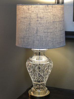 Waterford Crystal Lamp for Sale in Woodinville, WA