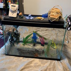 20 gallon High Aquarium Tank for Sale in Queens,  NY