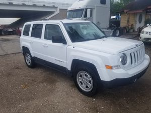 2016 Jeep patriot $6800 for Sale in Houston, TX