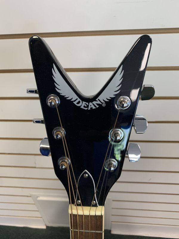 Dean Electric/Acoustic Guitar