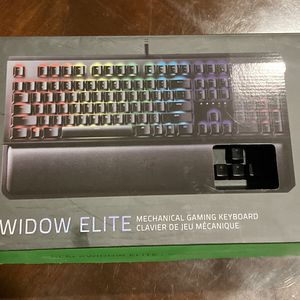 Razer BlackWidow Elite Gaming Keyboard + ENHANCE SCORIA Pro Gaming Mouse for Sale in Austin, TX