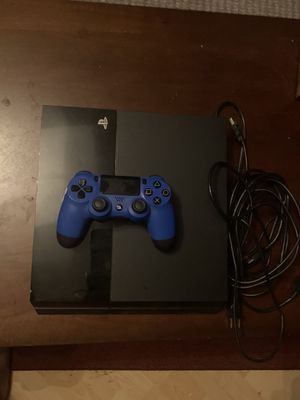 Sony PlayStation 4 with all cords and one controller for Sale in Miami, FL