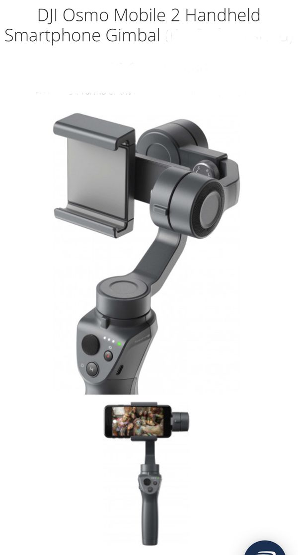 DJI Osmo 2 Mobile - trade for Osmo 3 ONLY