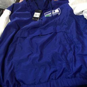Seattle Seahawks Pullover Jacket for Sale in Tacoma, WA