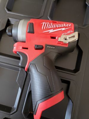 """Milwaukee M12 Fuel 1/4"""" Impact Driver for Sale in Springfield, MA"""