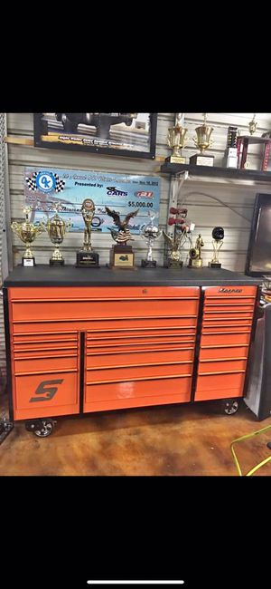 Snap on toolbox for Sale in Brandon, FL