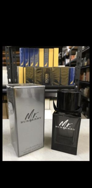 Mr. Burberry Eau de Parfum Spray, 3.3 oz for Sale in Los Angeles, CA