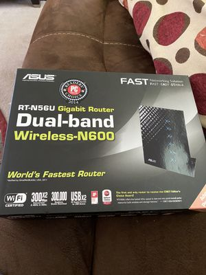 Dual-Band Router for Sale in Houston, TX