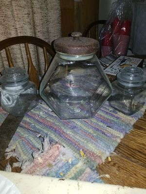 Glass jars for Sale in Sonora, CA