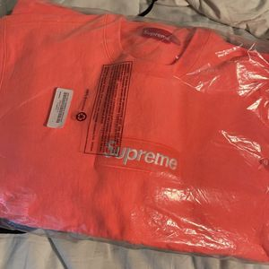 Supreme Box Logos Size Large for Sale in Snohomish, WA