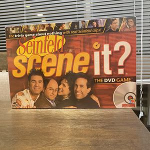 Scene It DVD Game Seinfeld Edition for Sale in Silver Spring, MD