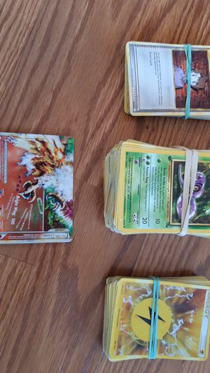 Pokemon Cards ~200 cards for Sale in Sterling, VA