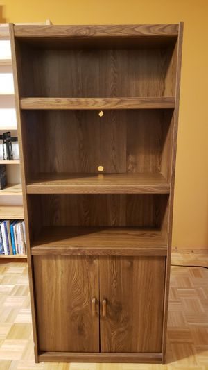 Wood bookshelves for Sale in Naperville, IL