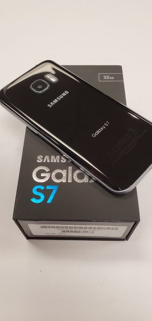 New Samsung galaxy S7, 32GB unlocked phone for Sale in Queens, NY