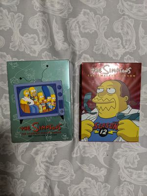 The Simpsons 2 season's for Sale in Pasadena, TX