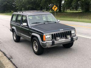 1989 Jeep Grand Cherokee 160 miles 4x4 for Sale in Loganville, GA