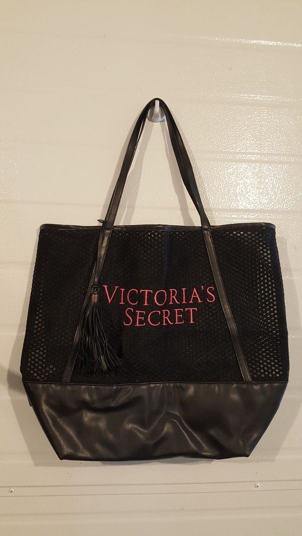 Victoria's Secret jumbo tote bag