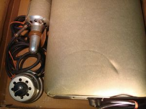 NIAGARA MASSAGE UNIT - Pad Unit & Hand Unit - Original Box - Working - Great!! for Sale in Denton, TX