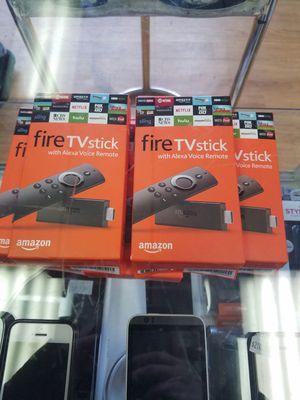 Fire tv sticks unlocked for Sale in Brockton, MA