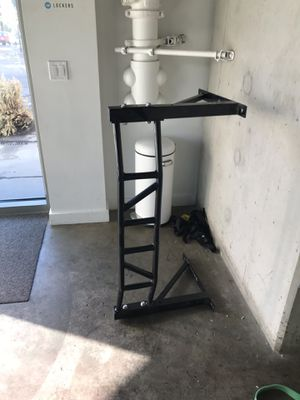 Wall mounted pull-up bar for Sale in San Francisco, CA