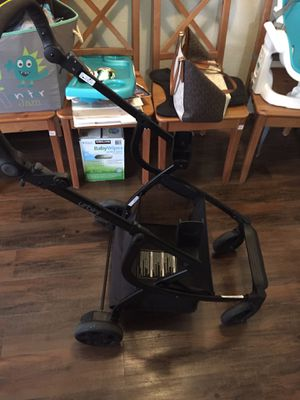 Urbini stroller and car seat plus base and napper for Sale in Seattle, WA