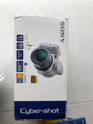 Sony Cyber-shot DSC-H7 digital camera for Sale in Manassas, VA