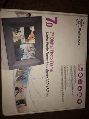 "7"" Digital Photo Frame for Sale in Gonzales, LA"