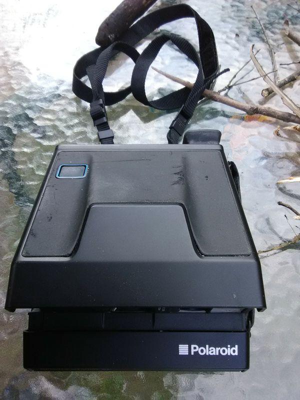 Polaroid camera $25