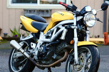 2002 suzuki SV650 for Sale in Gresham,  OR