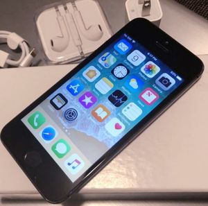 """iPhone 5S """"Factory+iCloud Unlocked Condition Excellent"""" (Like Almost New) for Sale in Springfield, VA"""