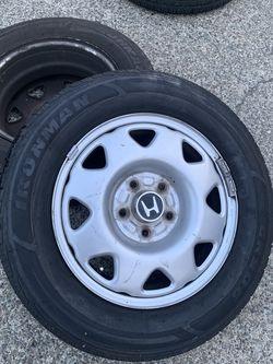 1998 CRV Wheels 50 Bucks for Sale in Corte Madera,  CA
