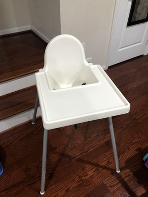IKEA kids high chair for Sale in Ellicott City, MD